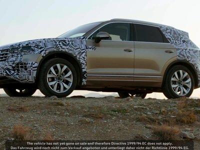 En video: El nuevo Volkswagen Touareg quiere ser el Arteon de los SUV