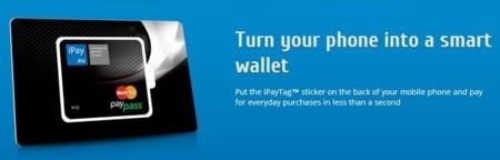 iPayTag, la pegatina NFC para pagar con el móvil sin vinculación con el operador