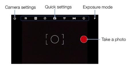 App Camara Red Hydrogen One