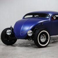 Un muy bien logrado Volkswagen Rat Rod es el ganador del Hot Wheels Legends México 2021