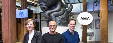 """El nuevo CEO de GitHub responde a los usuarios en Reddit: """"La vieja Microsoft tenía miedo del open source"""""""