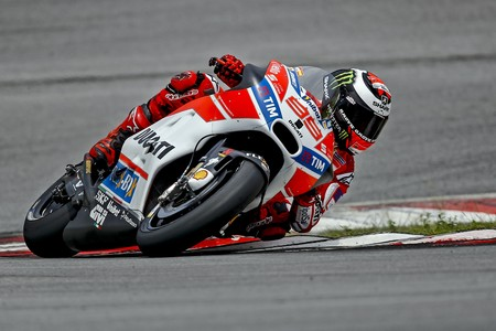 Jorge Lorenzo Ducati Test Motogp Malasia 2017 4