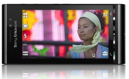 Sony Ericsson Satio llega de la mano de Vodafone