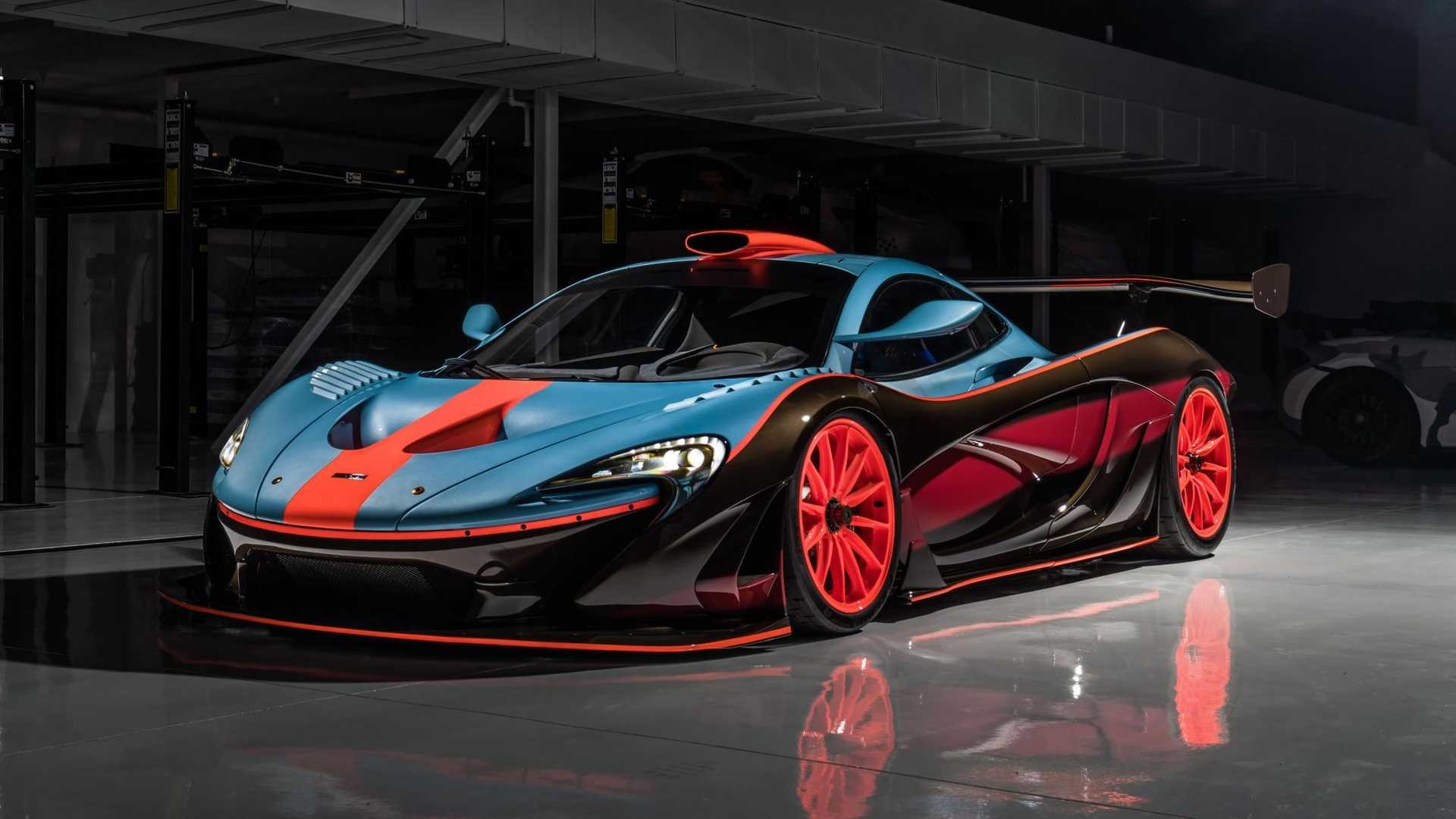 Foto de McLaren P1 GTR-18 preparado por Lanzante (24/32)
