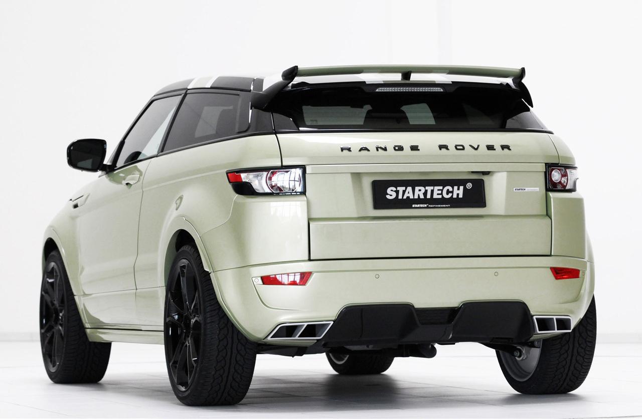 Foto de Startech Range Rover Evoque (22/31)