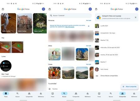 Google Fotos Material You