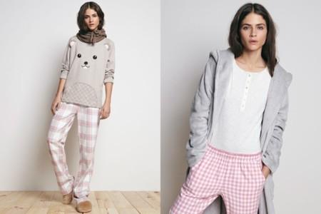 pijama rosa oysho