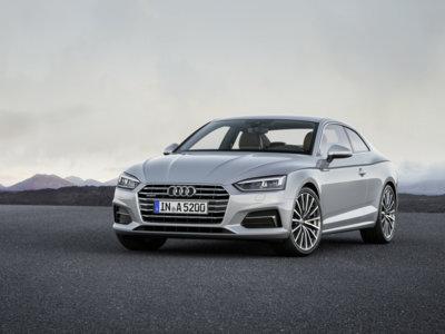 Es hora de conocer en detalle los nuevos Audi A5 y S5 Coupé 2016