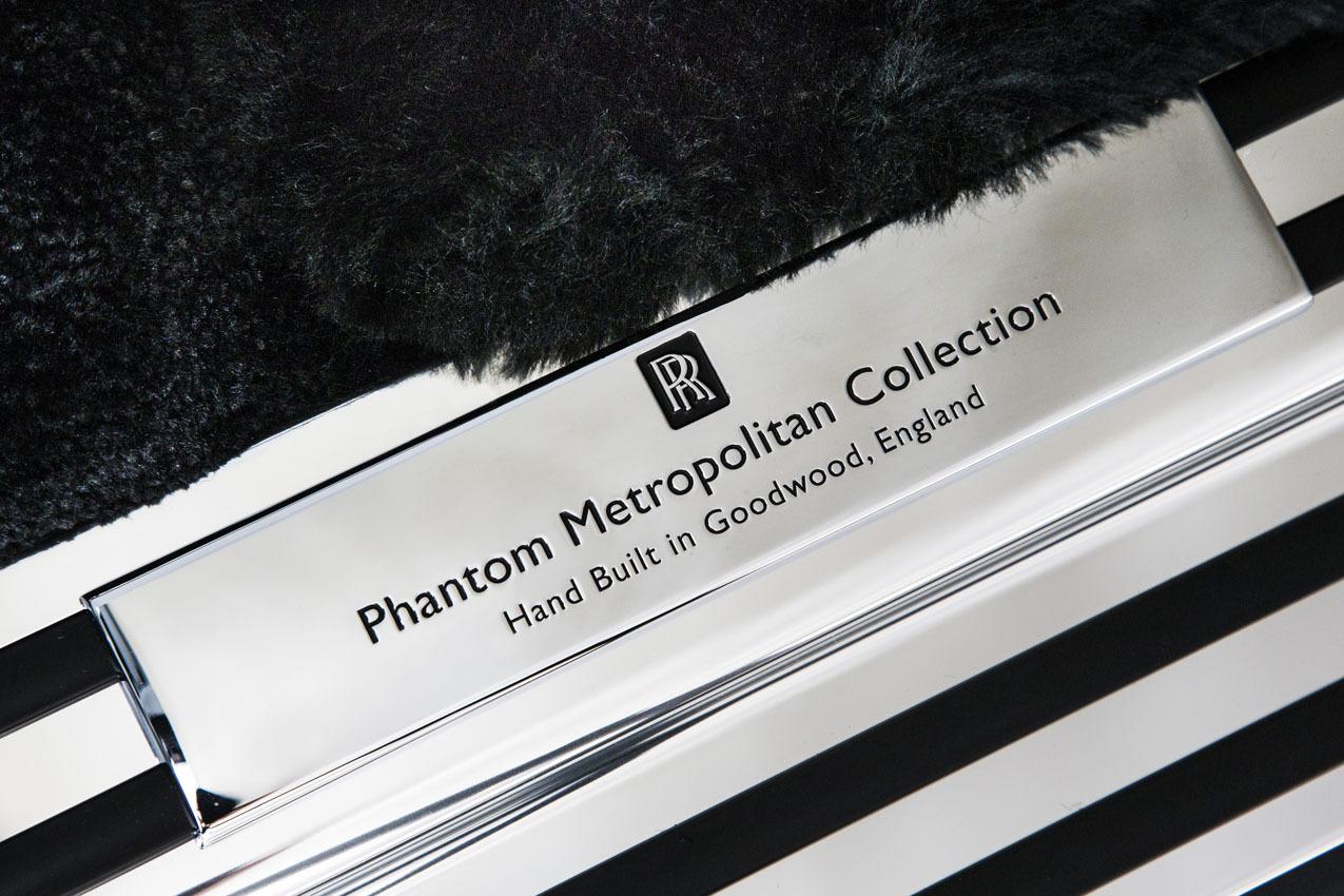 Foto de Rolls-Royce Phantom Metropolitan Collection (16/17)