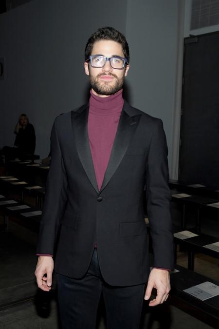 Matthew Morrison Y Darren Criss Arman Mini Reencuentro De Glee En El Desfile De Tod Snyder En Nyfw 2