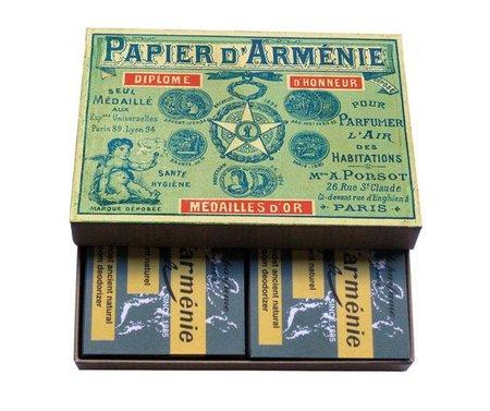 Caja 1900 Papier d
