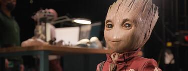 Ingenieros de Disney crean un robot de Groot que camina libremente: conoce el 'Proyecto Kiwi' que beneficiará los parques de diversiones