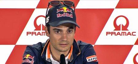 La retirada de Dani Pedrosa es oficial: 2018 será su última temporada en MotoGP
