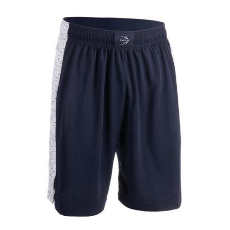 Pantalon Baloncesto Tarmak Sh500 Hombre Azul