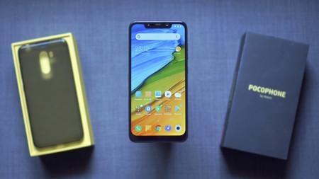 Xiaomi Pocophone F1 de 128GB a su precio más bajo en Amazon: 294 euros