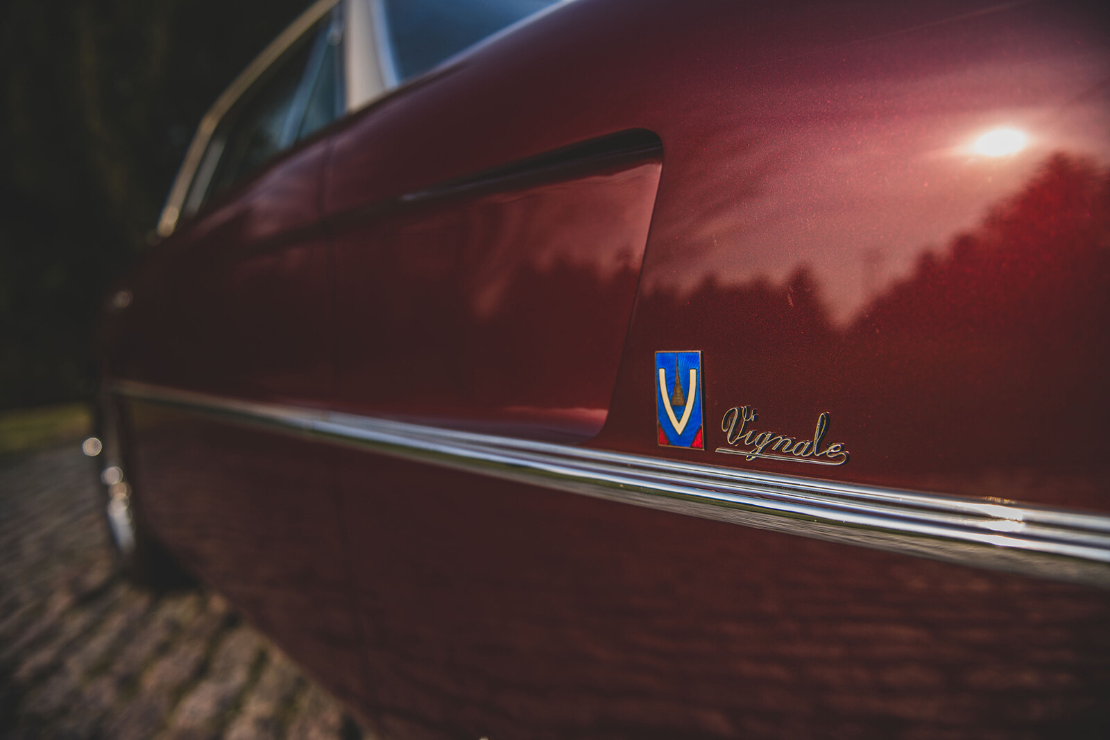 Foto de Ferrari 375 America Coupe Vignale (1954), a subasta (8/16)