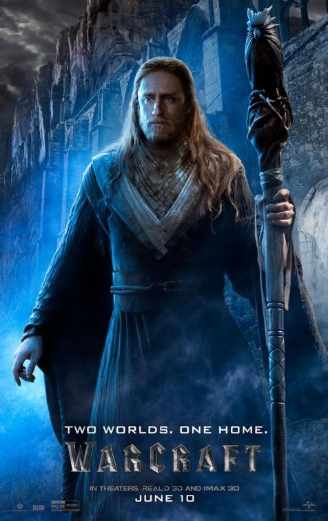 Foto de 'Warcraft: El origen', carteles de la película (17/17)