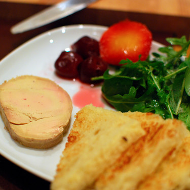 Alerta alimentaria por presencia de listeria en un lote de mousse de foie de la marca Katealde
