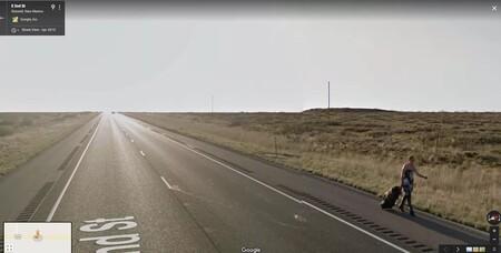 Google Street View.