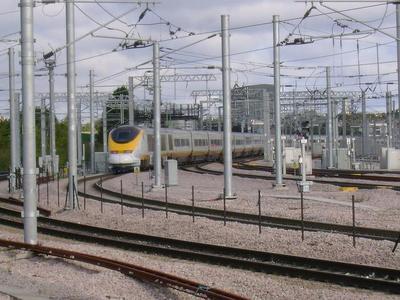 El tren de alta velocidad inglés está en camino (aunque tardará)