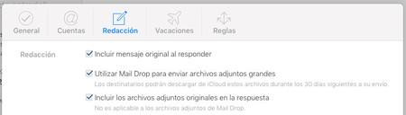 Activación Mail Drop
