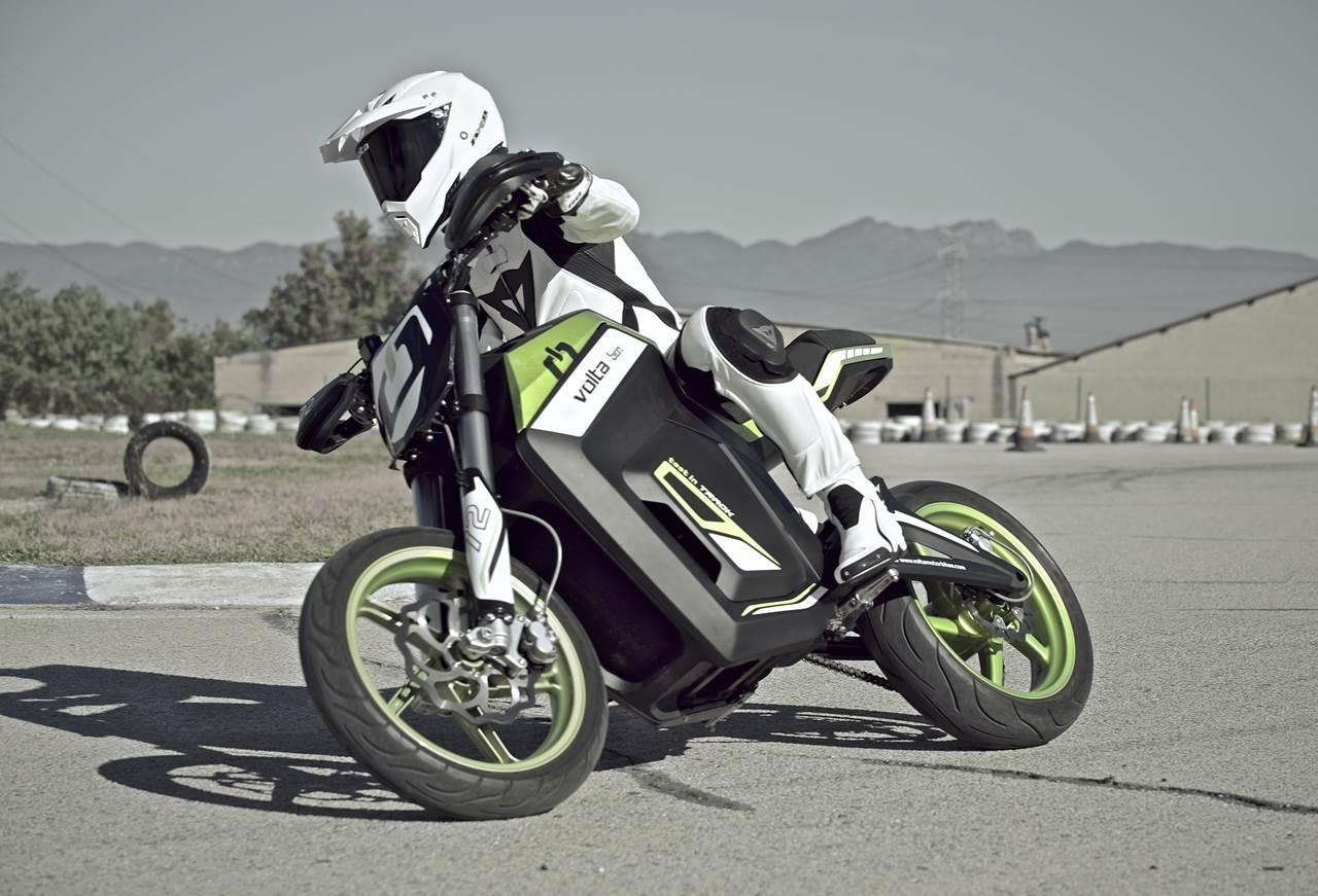 Foto de Salón de Milán 2012: Volta Motorbikes entra en la fase beta de su motocicleta - Volta BCN Track (1/28)