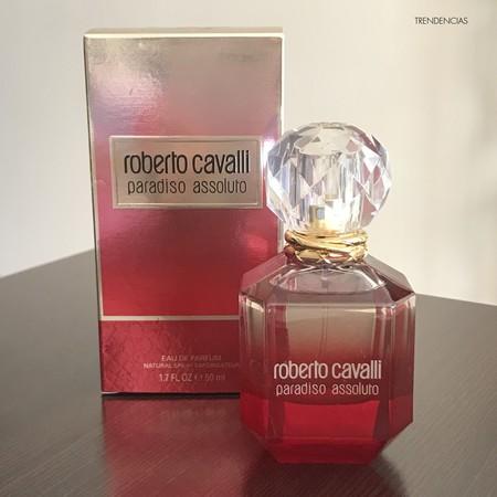 Probamos el perfume Paradiso Assoluto de Roberto Cavalli, potencia y sensualidad en estado puro