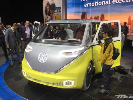 Volkswagen I.D Buzz concept