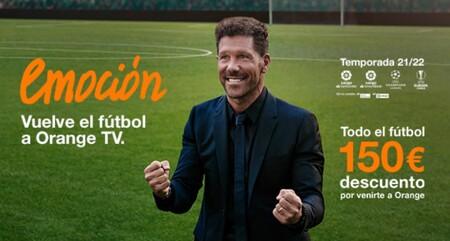 Orange Confirma Que La Proxima Temporada Tambien Contara Con Todo El Futbol