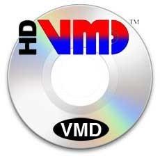 HD VMD, el tercero pero que llega tarde