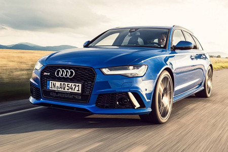 ¡Toma homenaje! Con 705 CV el RS6 Avant Nogaro Edition es el Audi más potente jamás fabricado