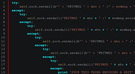 Code Crap