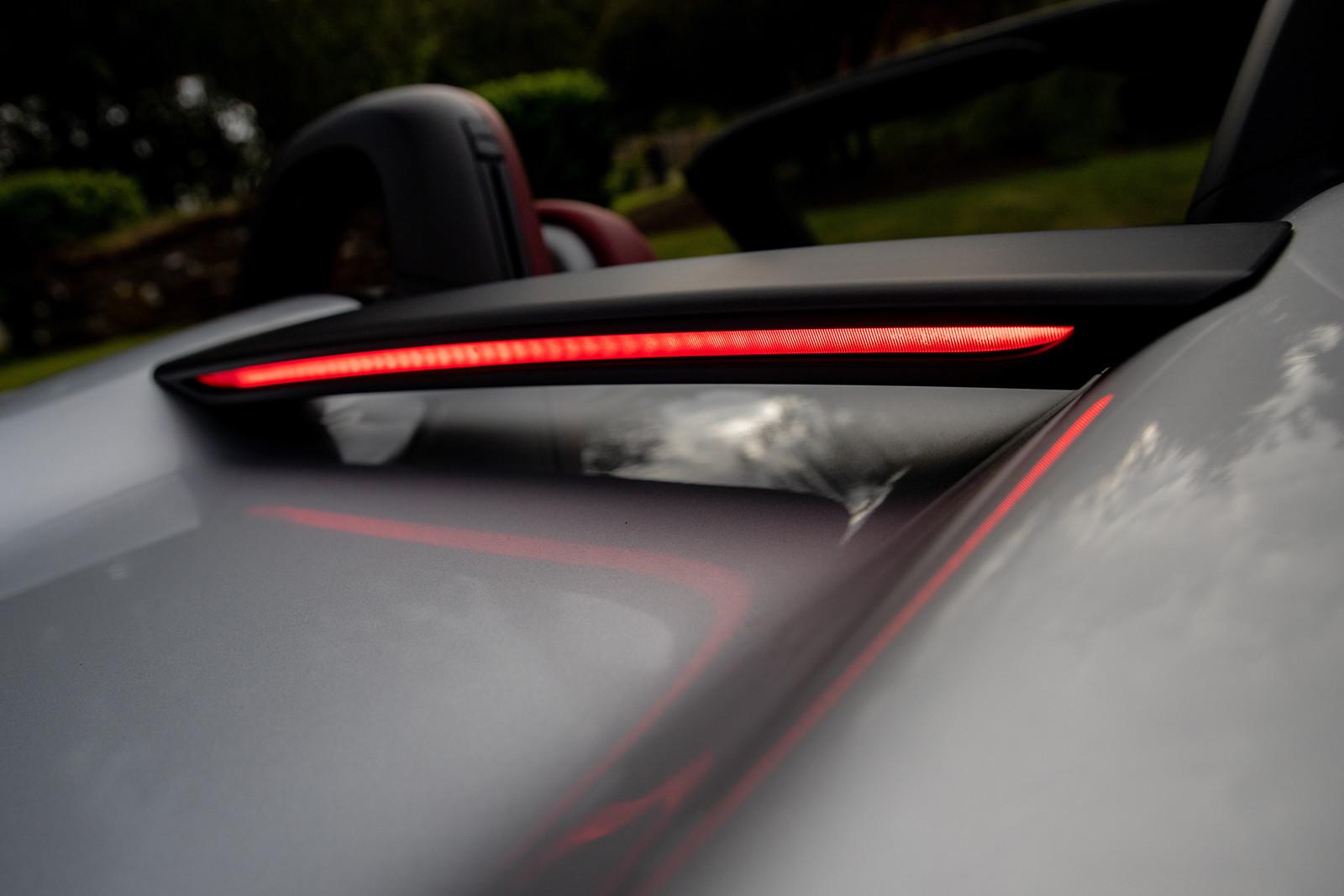 Foto de Porsche 718 Spyder (prueba contacto) (188/296)