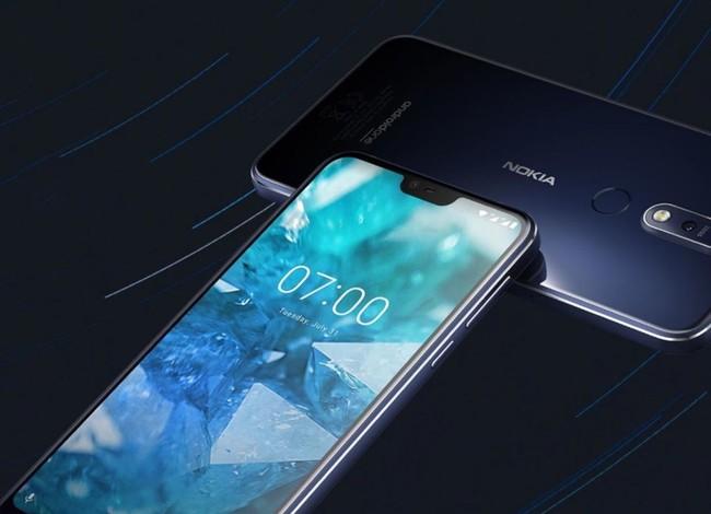 Nokia 7.1: así es el nuevo Android One de gama media con pantalla HDR y cámara doble