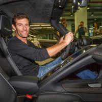 Mira el Porsche 918 Spyder que Mark Webber se ha auto regalado por su 39 cumpleaños