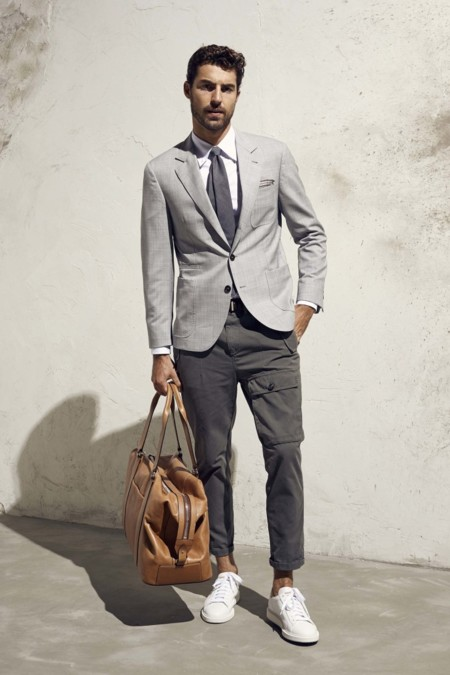 Brunello Cucinelli Spring Summer 2017 Lookbook 014