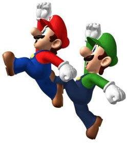 Luigi será un personaje jugable en 'Super Mario Galaxy'