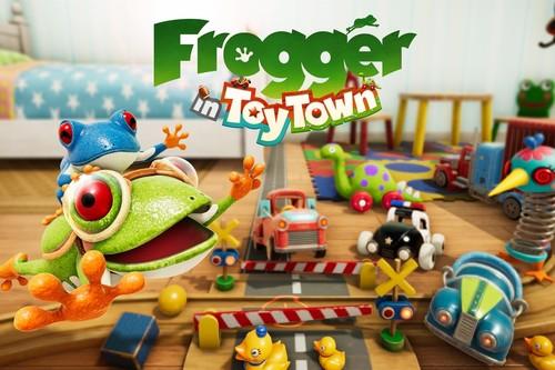 Análisis de Frogger in Toy Town, la popular rana protagoniza un regreso a los videojuegos que deja mucho que desear
