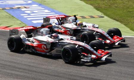 Alonso Monza F1 2007