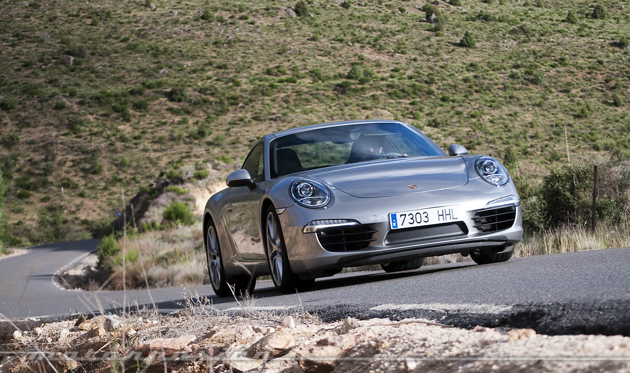 Foto de Porsche 911 Carrera S (prueba) (20/54)