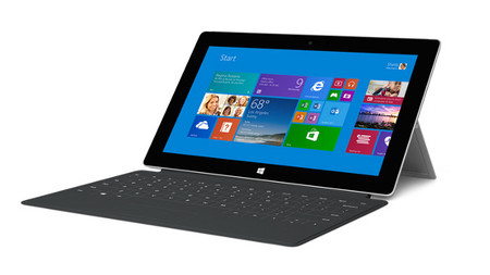 Microsoft Surface 2 Frontal