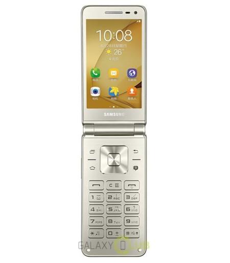 Se filtran supuestas imágenes oficiales del Galaxy Folder 2, el flip phone de Samsung