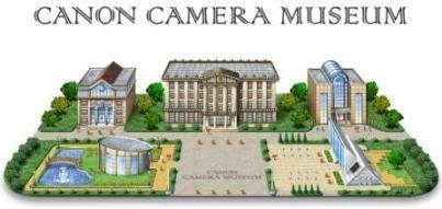 Visita el Museo virtual de cámaras Canon