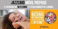 Jazztel cambia las condiciones de su tarifa prepago, adiós al establecimiento de llamada gratis