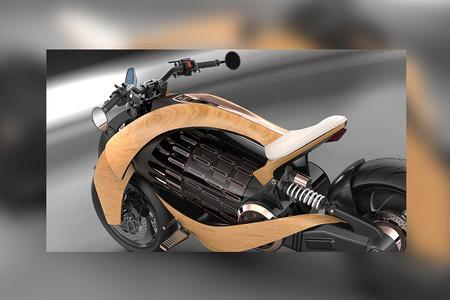 Newron Moto Electrica Mader