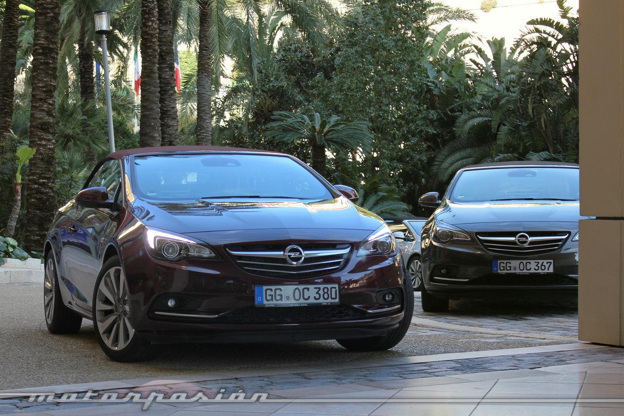 Foto de Opel Cabrio 2013 (presentación) (52/52)