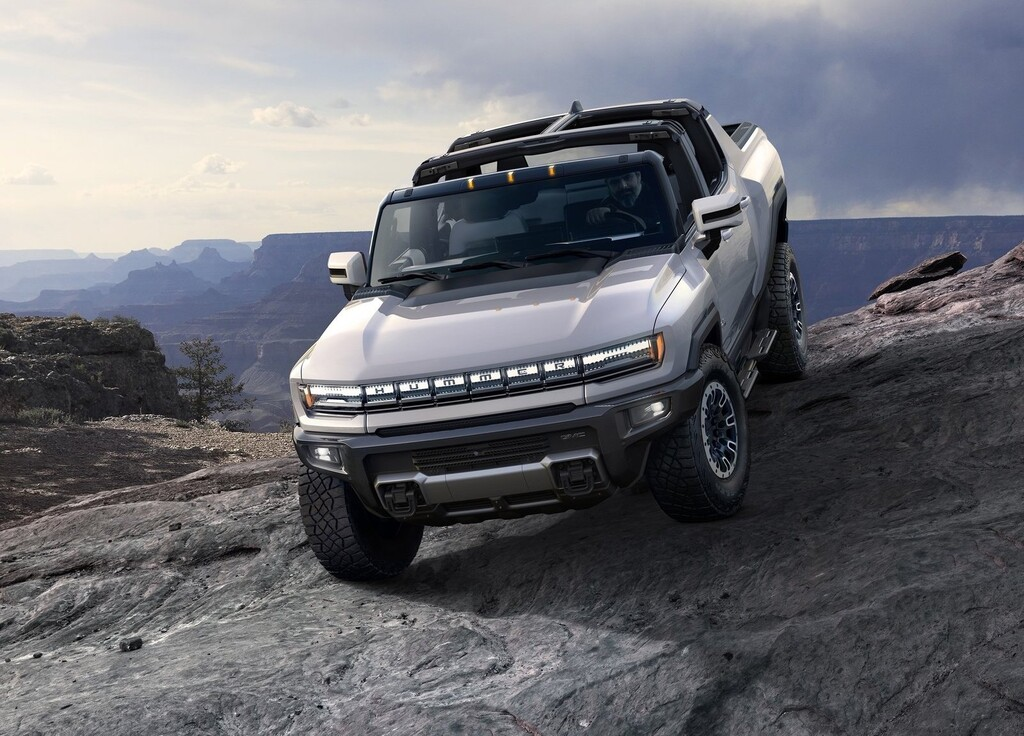 GMC Hummer EV: 1,000 hp para una