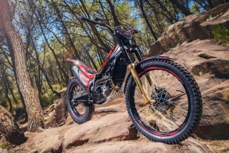 Con la nueva Cota 300RR, Montesa pone a tu disposición el máximo referente en motos de trial
