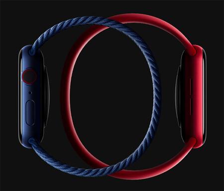 Correa Solo Loop Nueva Apple Watch