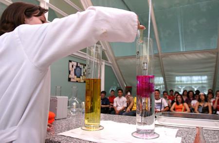 El Museo de las Ciencias de Valencia acerca la Ciencia a los niños durante las vacaciones de Pascua
